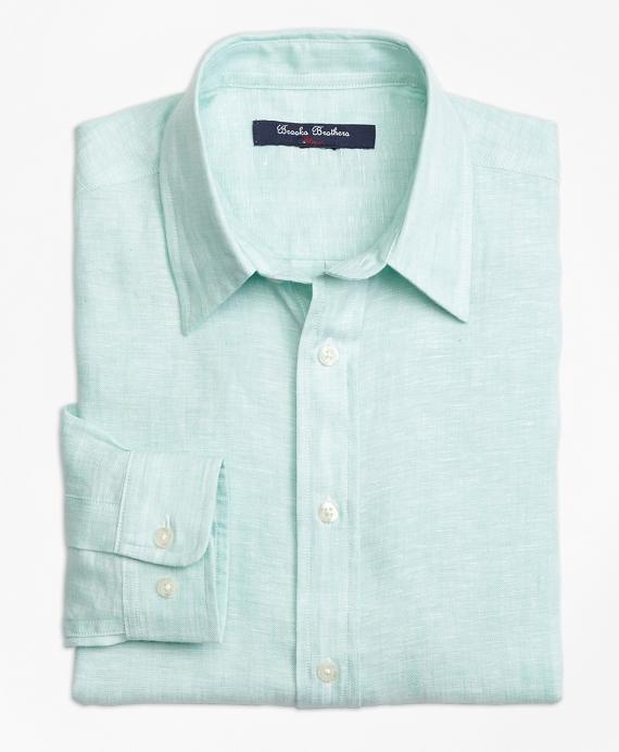 Irish Linen Sport Shirt