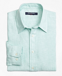 Irish Linen Sport Shirt