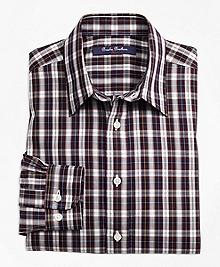 Non-Iron Tattersall Sport Shirt