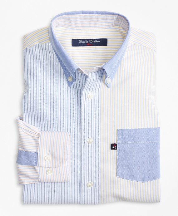 Non-Iron Supima® Cotton Oxford Fun Shirt