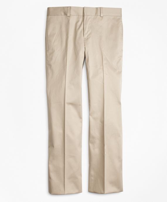 Cotton Poplin Prep Suit Trousers