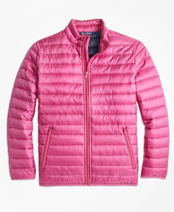 Puffer Jacket Pink