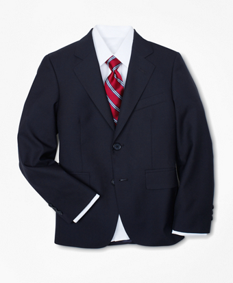 Two-Button BrooksEase Prep Jacket