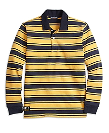 Navy-Yellow