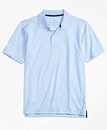 Solid Performance Polo Shirt