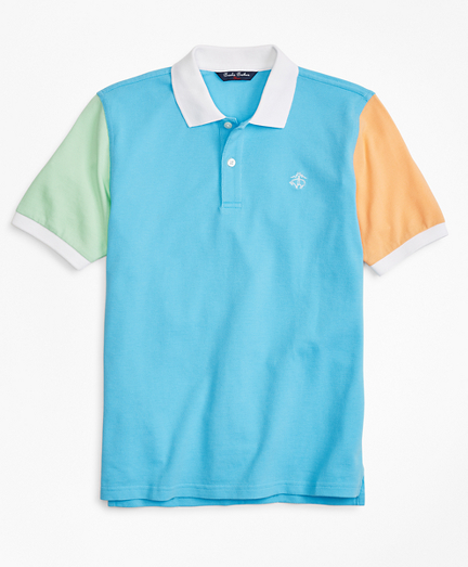 Fun Cotton Pique Polo Shirt