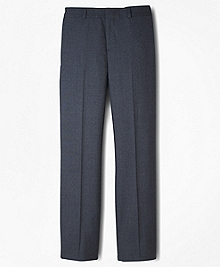 BrooksEase Prep Plain-Front Dress Trousers
