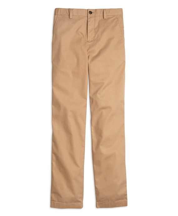 Washed Chinos Khaki