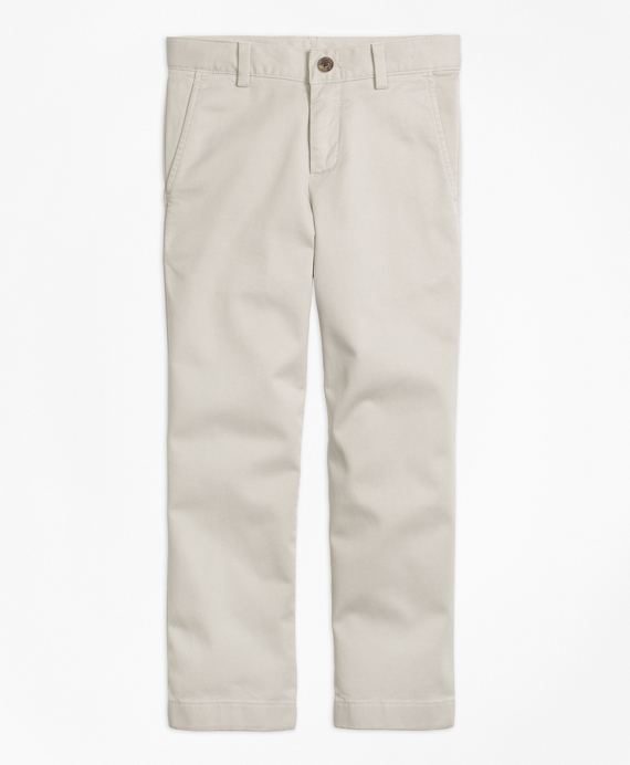 Washed Chinos Stone