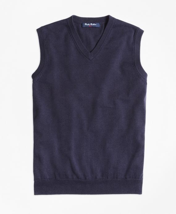 Sweater Vest Navy