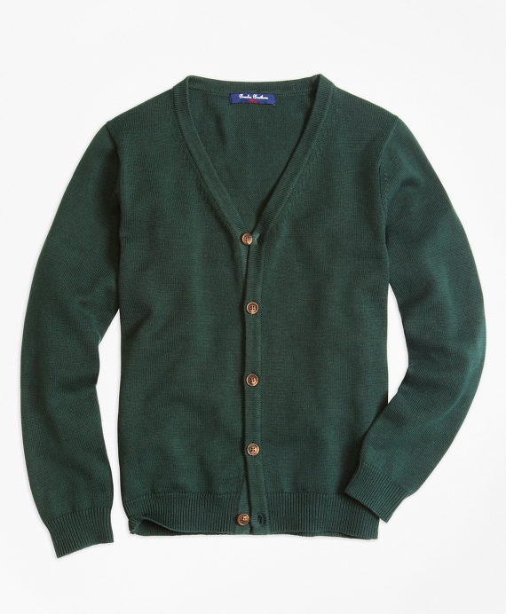 Cardigan Hunter Green