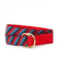 Reversible Stripe Belt