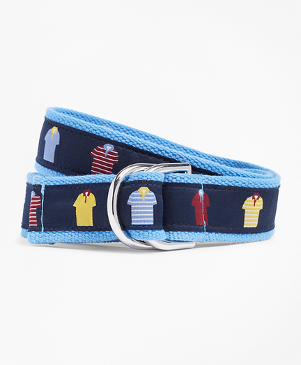 Polo Ribbon Belt