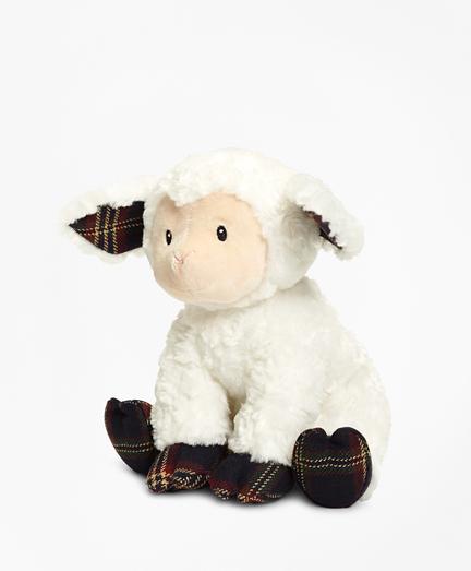Gund® Tartan Stuffed Lamb