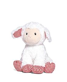 Gund® Gingham Stuffed Lamb