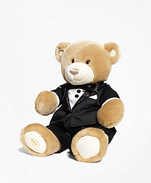 Gund® Brooksie® Holiday Bear