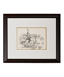 Paul Brown Limited Edition Lithographs - Football