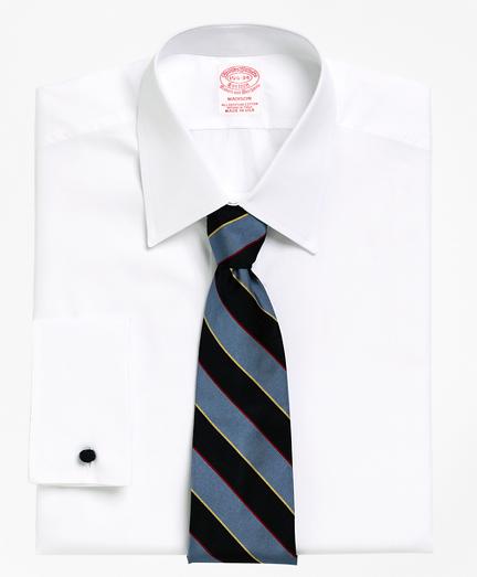 Madison Classic-Fit Dress Shirt, Tennis Collar French Cuff