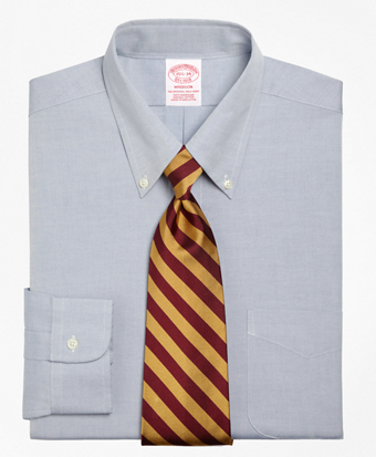 Madison Fit Button-Down Collar Dress Shirt