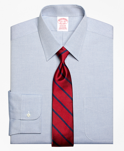 Madison Classic-Fit Dress Shirt, Forward Point Collar