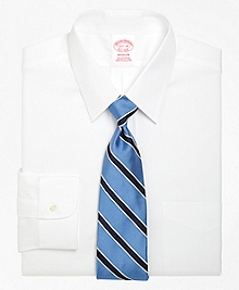 Madison Fit Forward Point Collar Dress Shirt