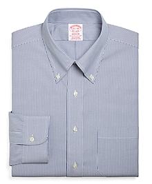 Madison Fit Stripe Dress Shirt
