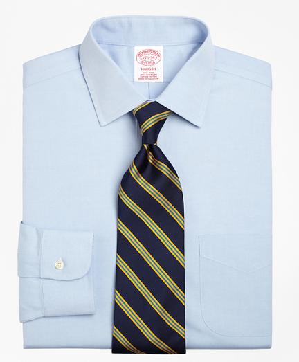 Madison Classic-Fit Dress Shirt, Non-Iron Spread Collar