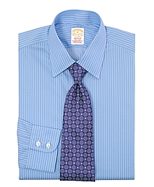Golden Fleece® Madison Fit Pencil Stripe Dress Shirt
