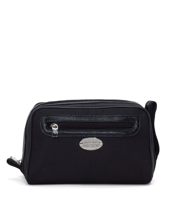 Nylon Travel Case Black