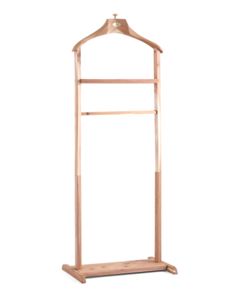 Cedar Valet Stand
