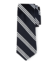 Black Fleece BB#10 Stripe Tie