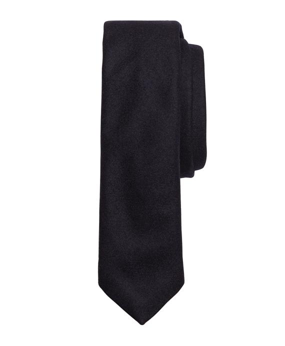 Flannel Tie Navy