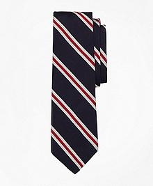 BB#2 Navy Stripe Tie