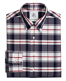 Tartan Button-Down Shirt