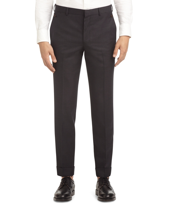 BUTTON POCKET Trousers Grey