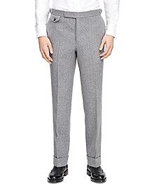 Fair Isle Watch Pocket Trousers
