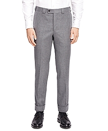 Stripe Tab Trousers