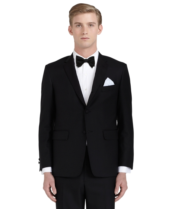 Black Fleece Tuxedo Black