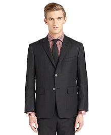 Charcoal Pinstripe Classic Suit