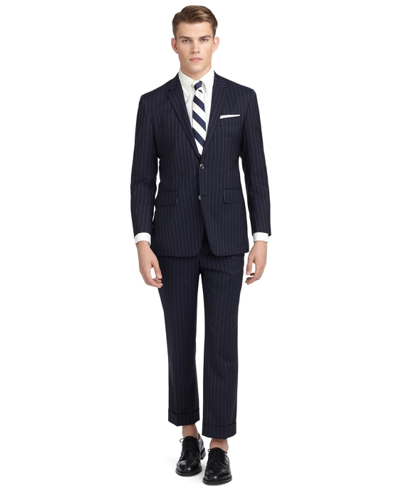 PINSTRIPE SUIT - Brooks Brothers