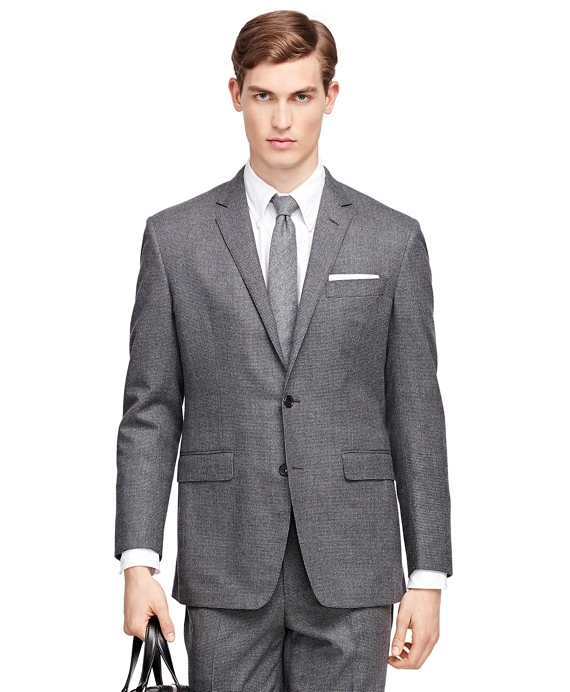 Check Greenwich Suit Grey