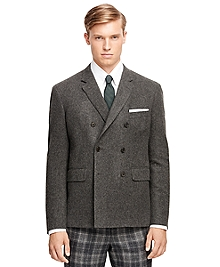 Cashmere Double-Breasted Sport Coat