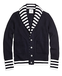 Shawl Collar Cardigan