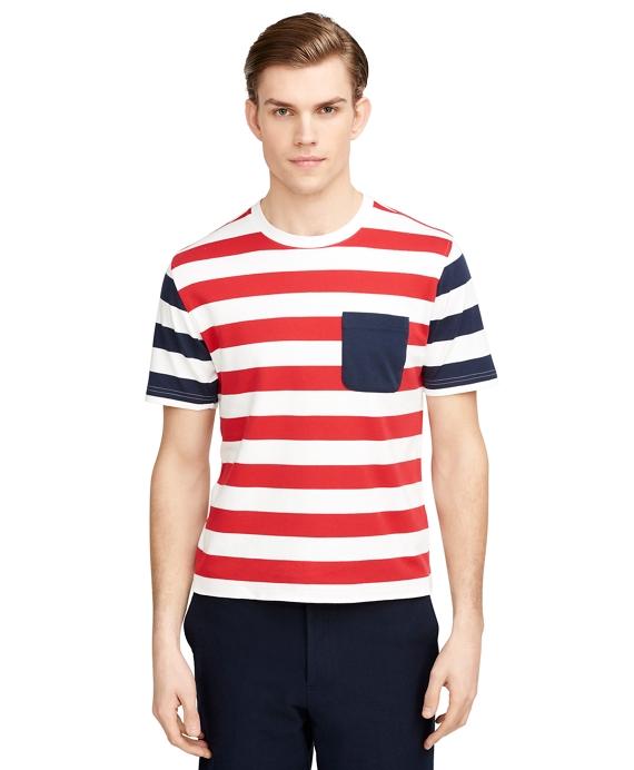 Red-White-Navy