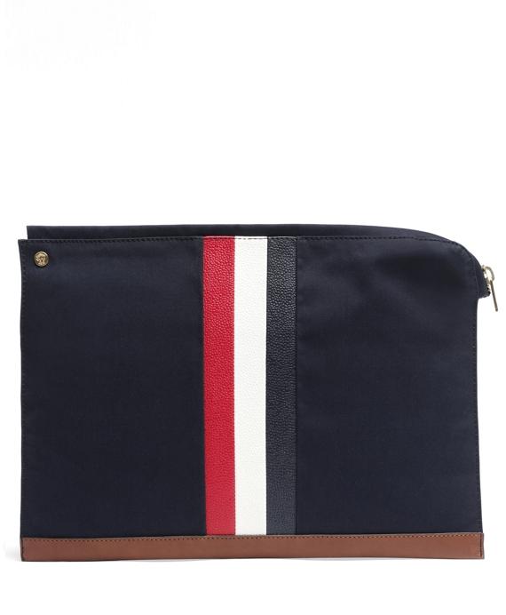 Mackintosh Laptop Case Navy