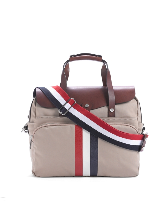 Mackintosh Briefcase Khaki
