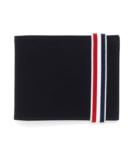 Strap Billfold Navy