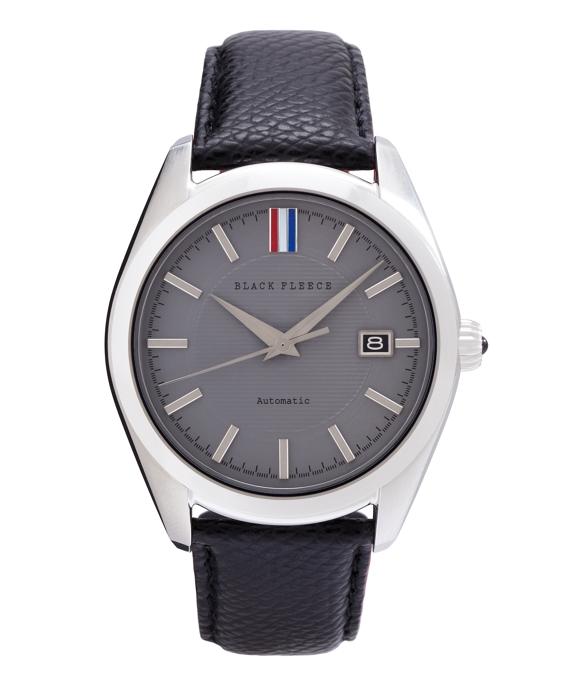Black Fleece Watch Grey