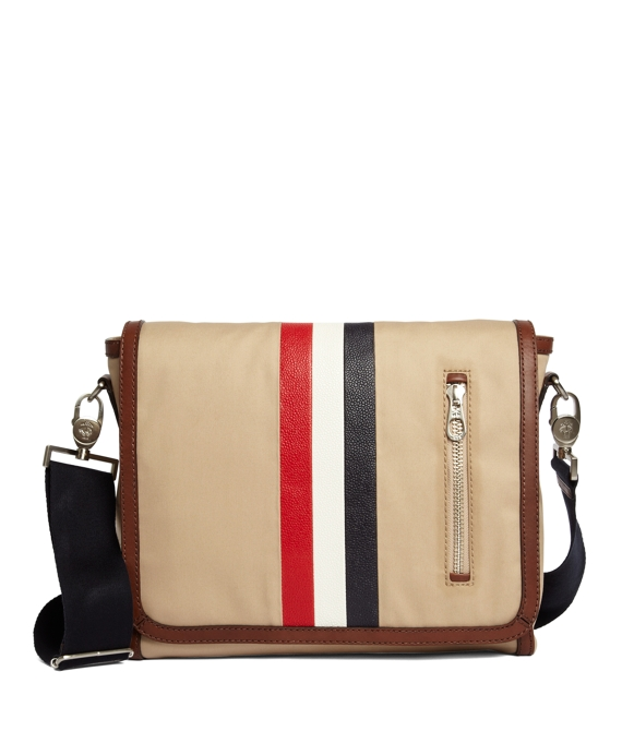 MACKINTOSH MESSENGER BAG Khaki