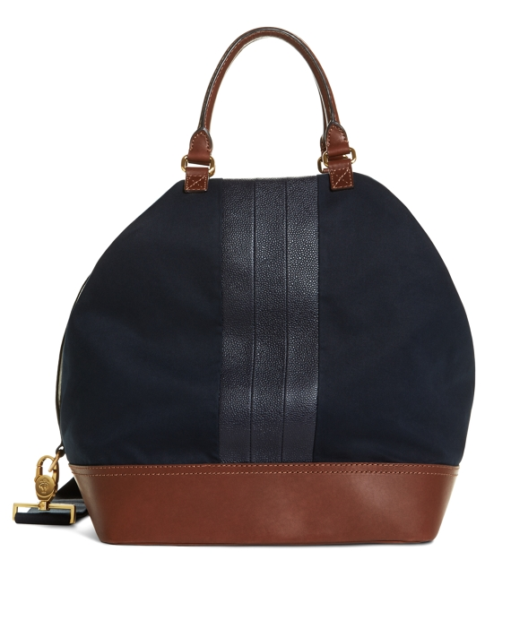 MACKINTOSH SACK BAG Navy